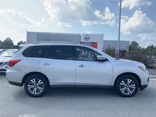 2018 Nissan Pathfinder in Roanoke Rapids, NC
