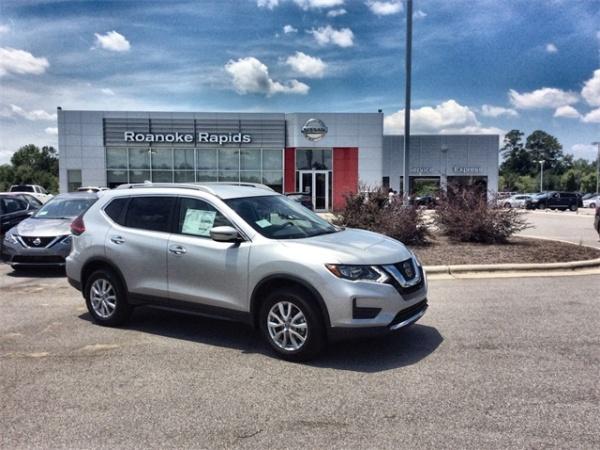 Nissan Of Roanoke Rapids >> 2019 Nissan Rogue S Awd For Sale In Roanoke Rapids Nc Truecar