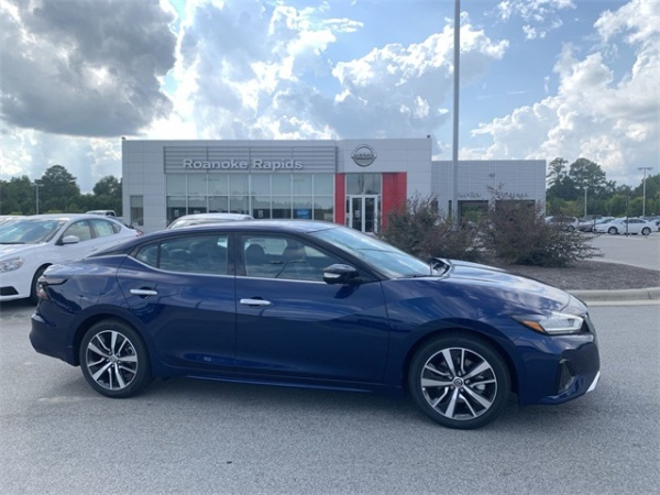 Nissan Of Roanoke Rapids >> 2019 Nissan Maxima Sv 3 5l For Sale In Roanoke Rapids Nc