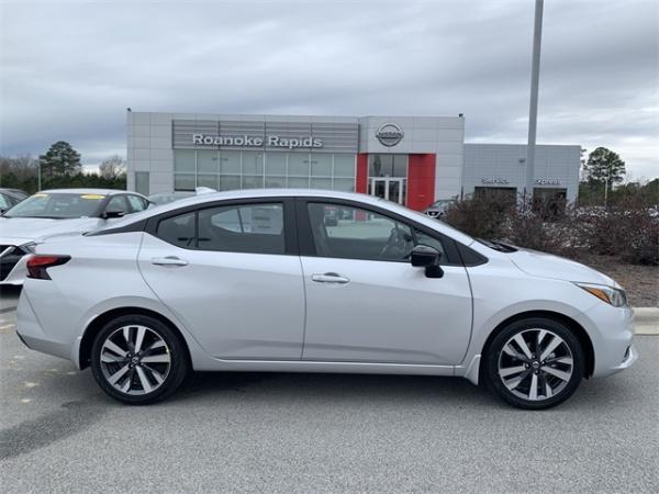 2020 Nissan Versa in Roanoke Rapids, NC