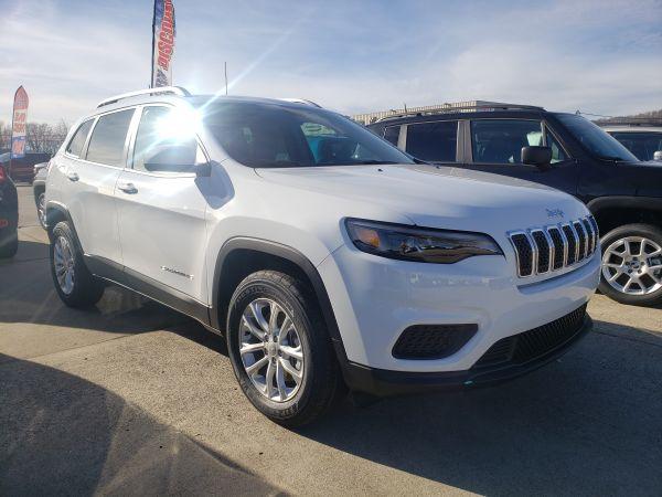 2020 Jeep Cherokee in Gallipolis, OH