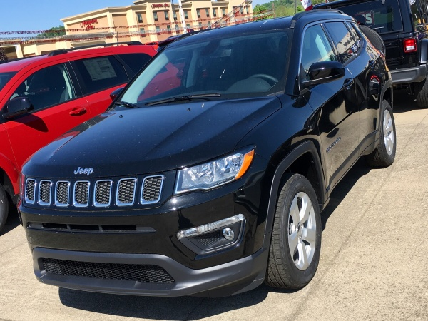 2019 Jeep Compass in Gallipolis, OH