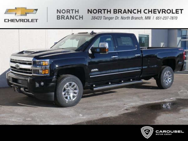 2019 Chevrolet Silverado 3500HD in North Branch, MN
