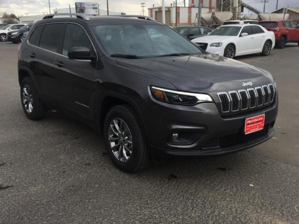 2020 Jeep Cherokee in Havre, MT