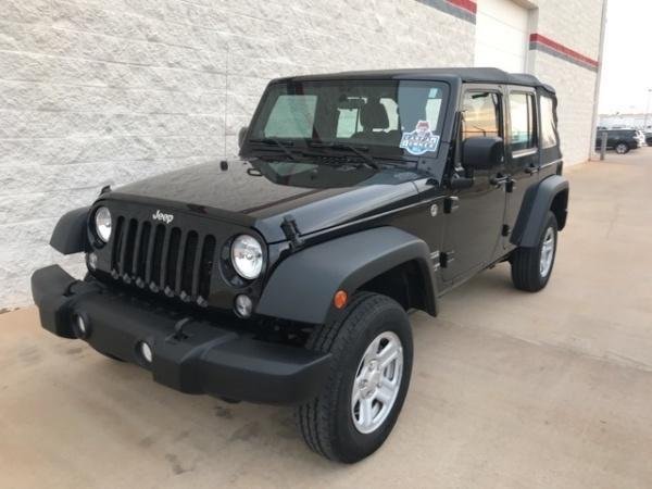 2014 Jeep Wrangler in Enid, OK