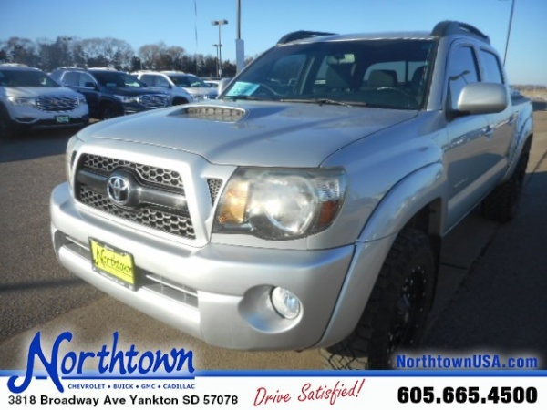 2011 Toyota Tacoma Double Cab V6 4WD Manual