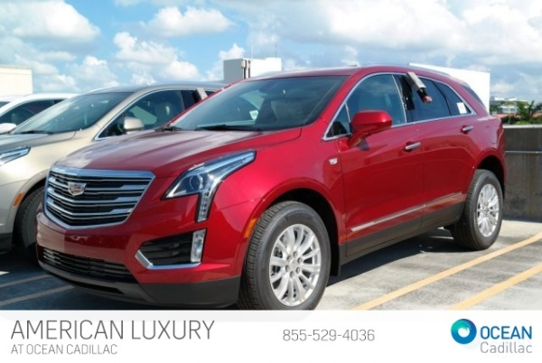 2019 Cadillac XT5 in Miami Beach, FL