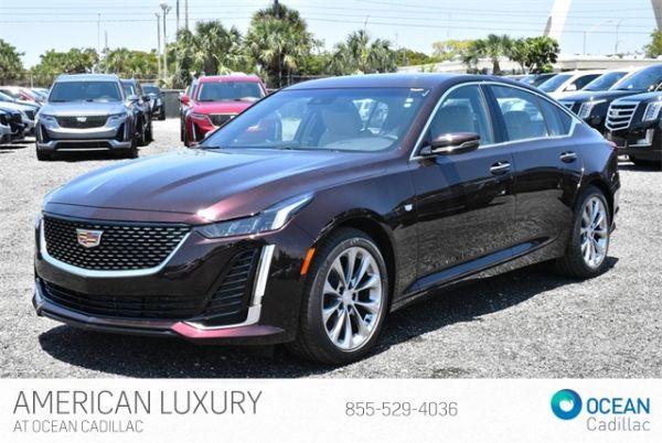 2020 Cadillac CT5 in Miami, FL