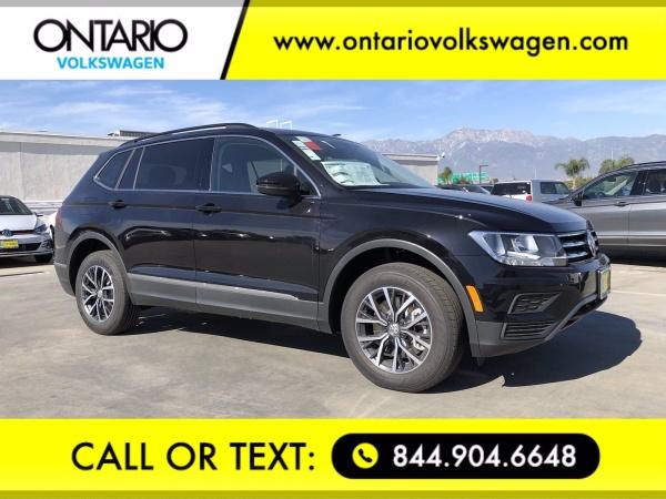 2020 Volkswagen Tiguan in Ontario, CA