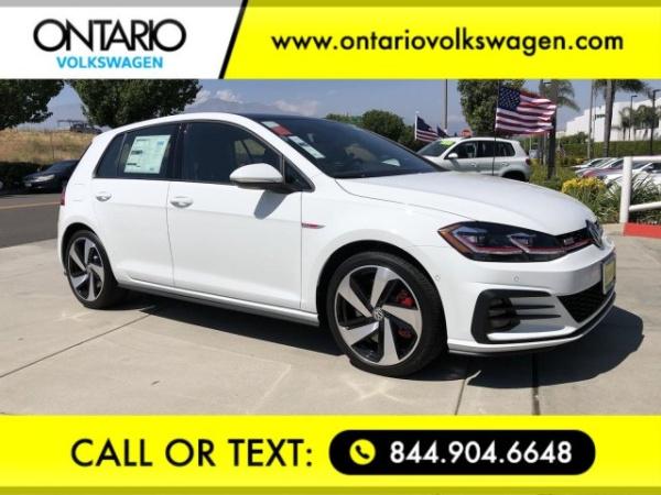 2019 Volkswagen Golf GTI in Ontario, CA