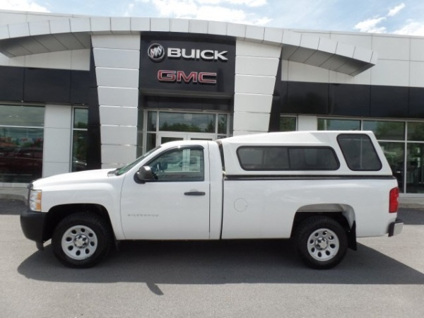2013 Chevrolet Silverado 1500 Work Truck Regular Cab Long