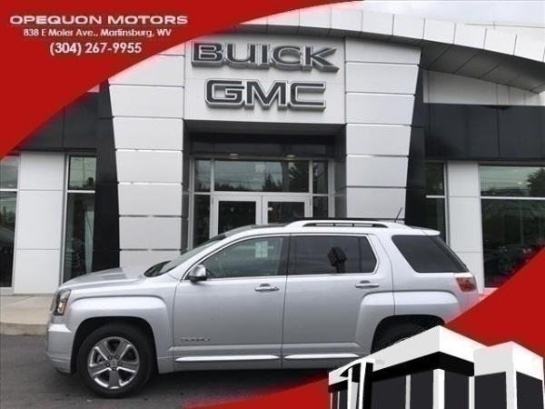 2016 GMC Terrain in Martinsburg, WV