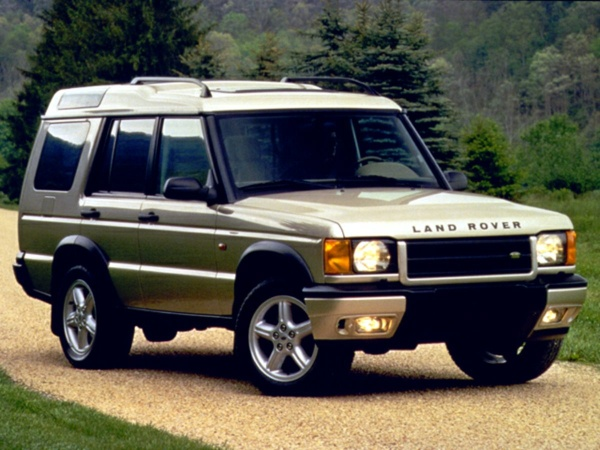 1999 Land Rover Discovery in Orem, UT