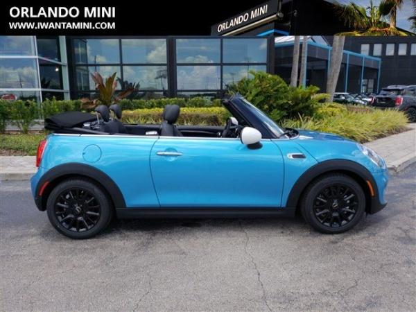 2019 MINI Hardtop Convertible