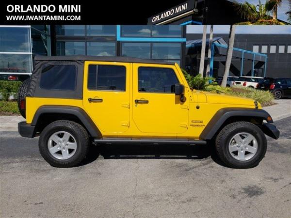 2015 Jeep Wrangler in Orlando, FL