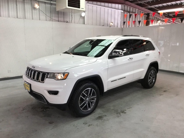 2017 Jeep Grand Cherokee in Oroville, CA