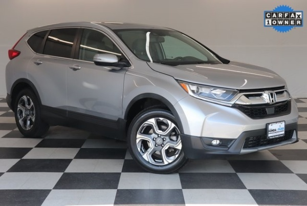 2017 Honda CR-V in Paris, TX