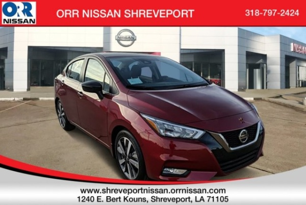 2020 Nissan Versa in Shreveport, LA