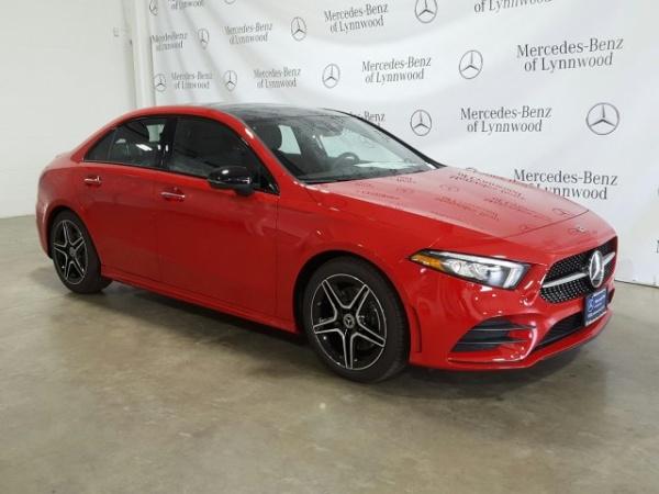 2019 Mercedes-Benz A-Class in Lynnwood, WA