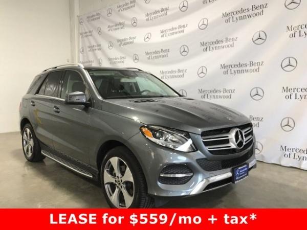 2018 Mercedes Benz GLE In Lynnwood, WA