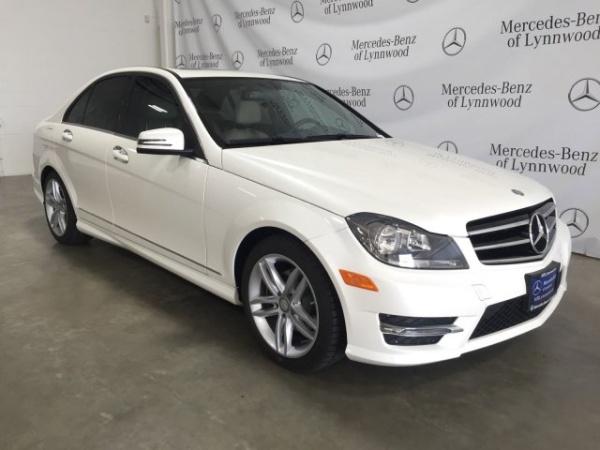 2014 Mercedes-Benz C