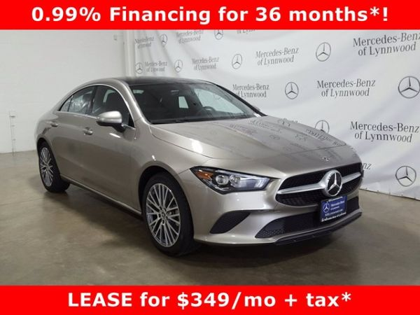 2020 Mercedes-Benz CLA in Lynnwood, WA