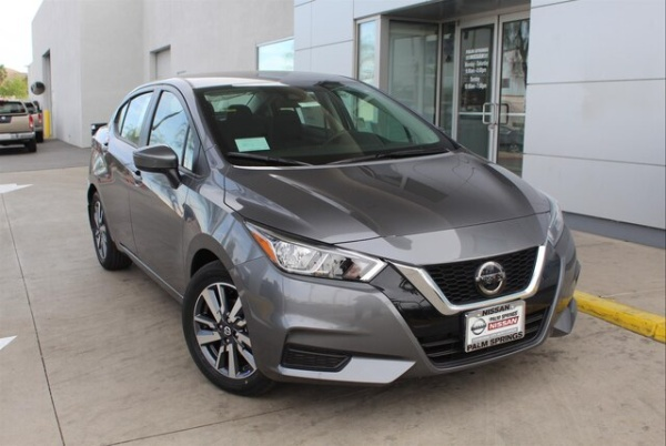 2020 Nissan Versa in Cathedral City, CA