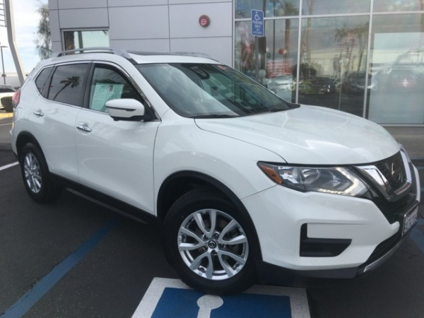 2017 Nissan Rogue in Cathedral City, CA