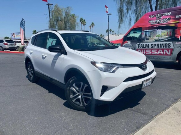 2016 Toyota RAV4 in Cathedral City, CA