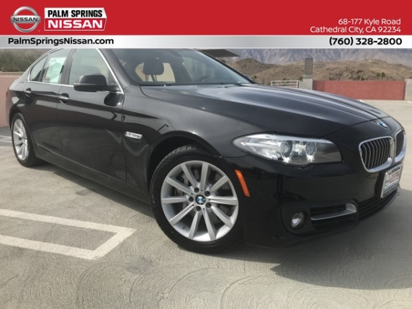 2015 BMW 5 Series in Cathedral City, CA