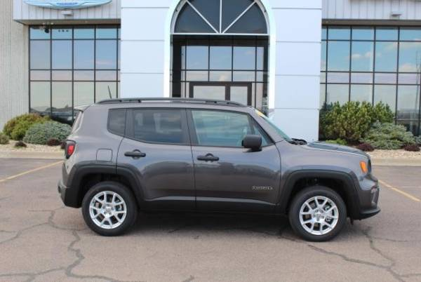 2020 Jeep Renegade in Luverne, MN