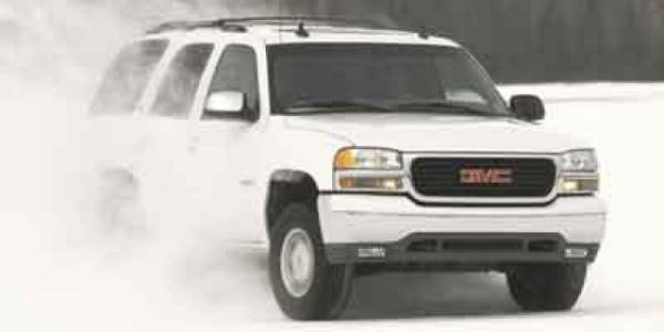 2004 GMC Yukon SLT