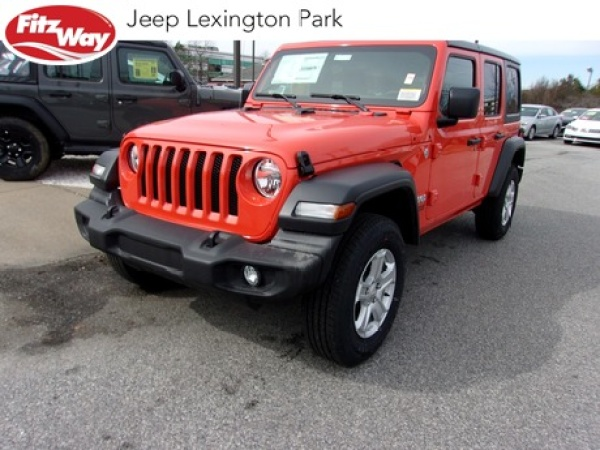 2020 Jeep Wrangler in Lexington Park, MD