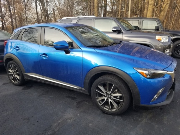 2016 Mazda CX-3 in Wooster, OH