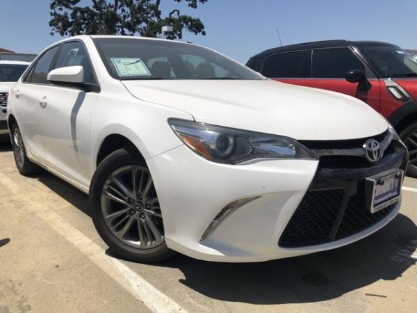 Used Toyota Camry For Sale In San Luis Obispo Ca U S