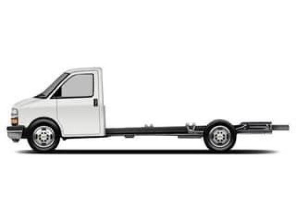 2019 Chevrolet Express Commercial Cutaway in Cedar Rapids, IA