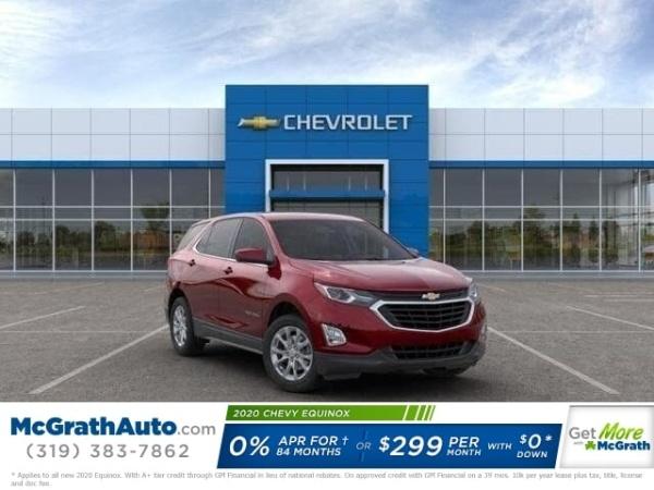 2020 Chevrolet Equinox in Cedar Rapids, IA