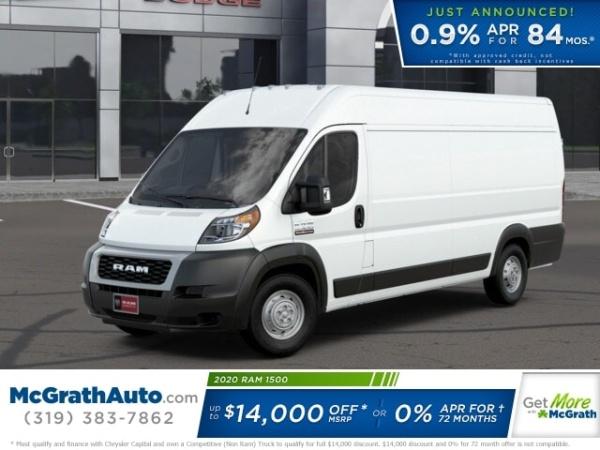 2020 Ram ProMaster Cargo Van in Cedar Rapids, IA
