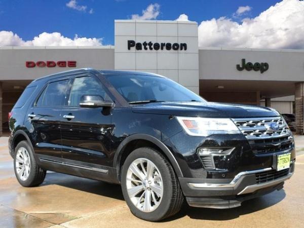2019 Ford Explorer in Marshall, TX