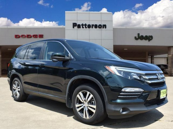 used honda pilot for sale in shreveport la u s news world report. Black Bedroom Furniture Sets. Home Design Ideas