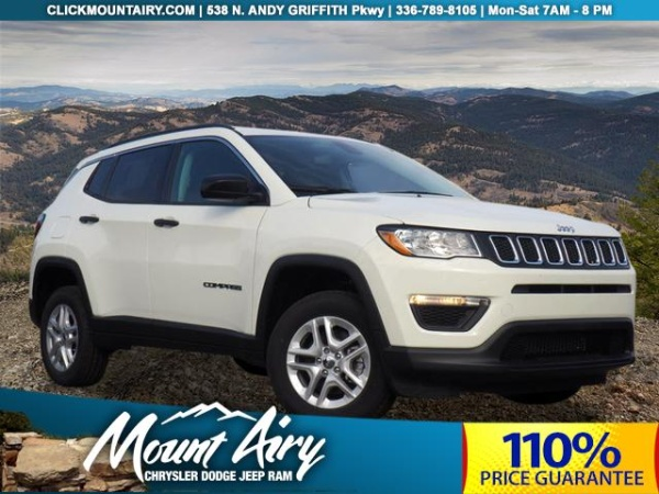 2019 Jeep Compass in Mount Airy, NC