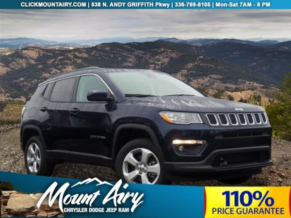 2020 Jeep Compass in Mount Airy, NC