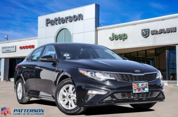 2019 Kia Optima in Wichita Falls, TX