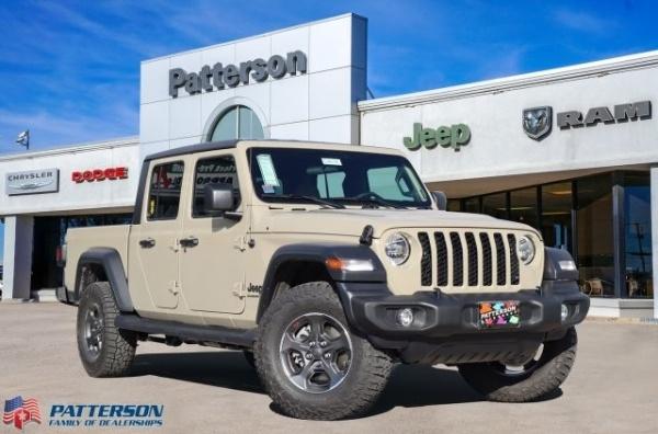 2020 Jeep Gladiator in Wichita Falls, TX