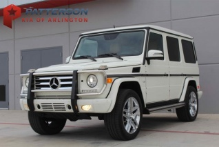 Used Mercedes Benz G Class For Sale In Arlington Tx 29 Used G