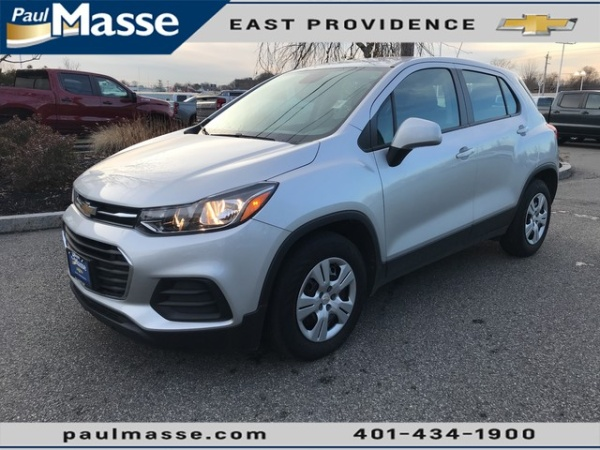 2017 Chevrolet Trax in East Providence, RI