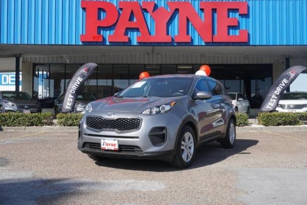 2018 Kia Sportage in Brownsville, TX
