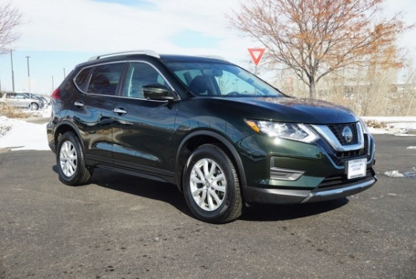 2018 Nissan Rogue in Windsor, CO