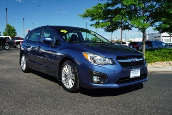 2013 Subaru Impreza in Windsor, CO
