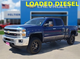 Used Chevrolet Silverado 2500HDs for Sale in Longview, TX